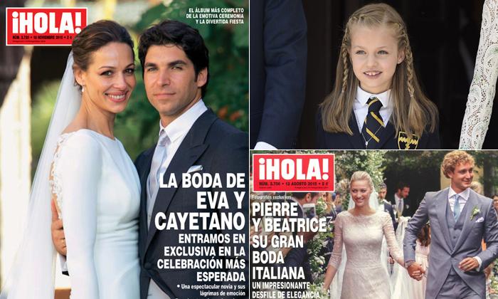 Las noticias más leídas del año en HOLA.com