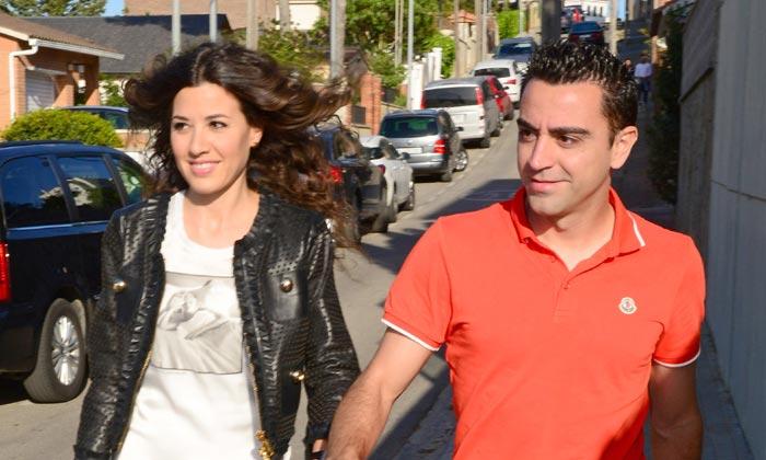 Xavi Hernández y Nuria Cunillera han sido padres por primera vez, ¿qué original nombre le han puesto a su hija?
