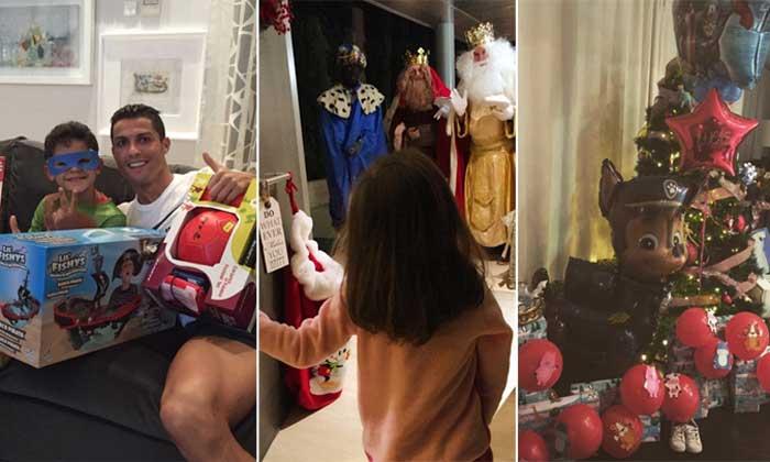¡Nervios y muchos regalos! Así han despertado el día de Reyes los hijos de las celebrities