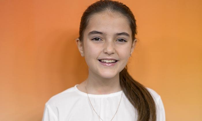María, ganadora de 'MasterChef Junior 3', descubre la receta de su éxito
