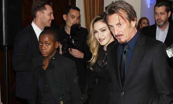 La emotiva dedicatoria de Madonna a Sean Penn: 'Todavía te quiero'