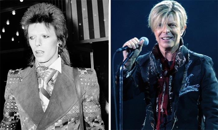 David Bowie, el 'camaleón' que supo reinventarse sobre el escenario