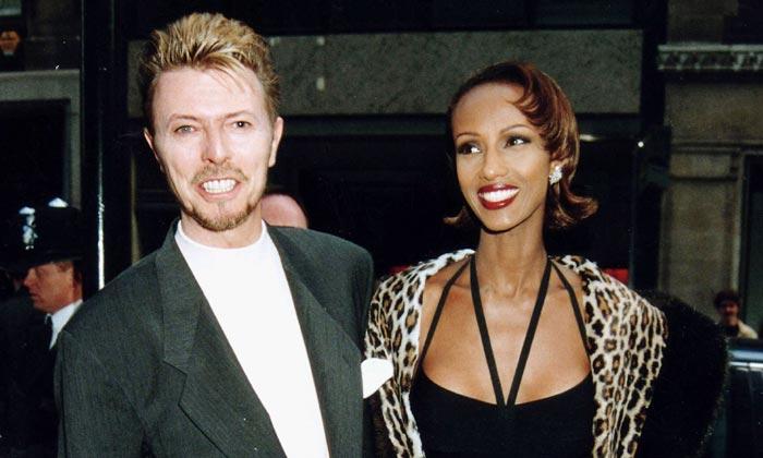 Su mujer Iman y sus hijos estuvieron hasta el final junto a David Bowie