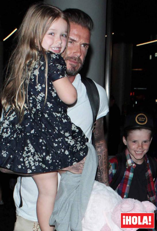 ¿Qué piensa David Beckham sobre las futuras citas de Harper?