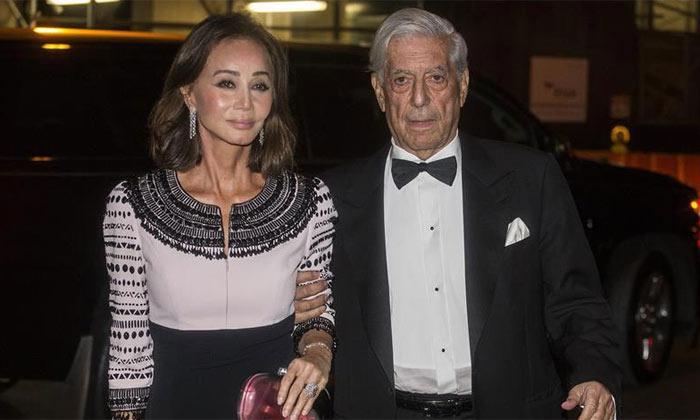 Isabel Preysler y Mario Vargas Llosa, invitados estrella a los Premios Goya