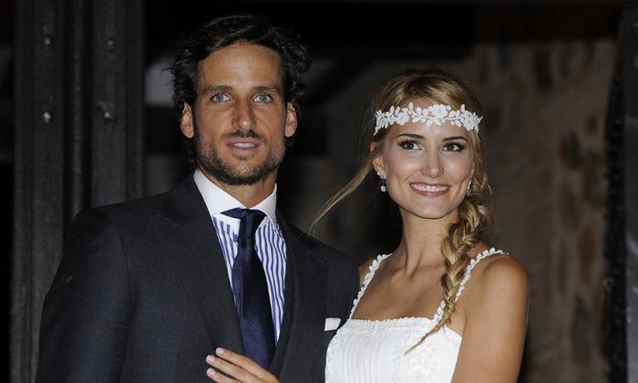 Alba Carrillo y Feliciano López se echan de menos a miles de kilómetros de distancia