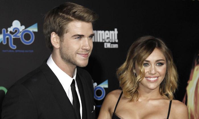 Miley Cyrus y Liam Hemsworth, sin tiempo que perder
