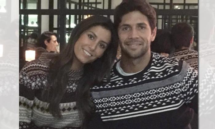 Ana Boyer, el mejor apoyo de Fernando Verdasco en las buenas... y en las malas