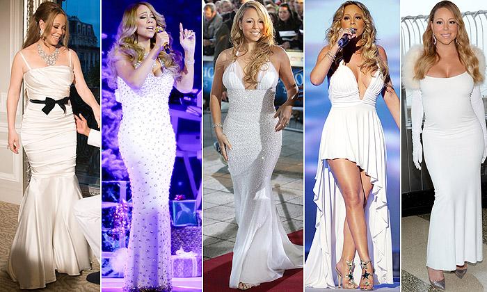 Mariah Carey volverá a vestirse de blanco, ¿con qué nos sorprenderá esta vez?