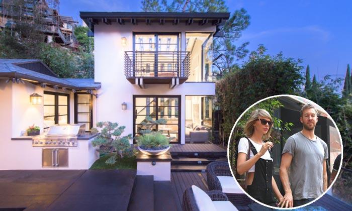 ¿Se van a vivir juntos? El novio de Taylor Swift pone a la venta su casa