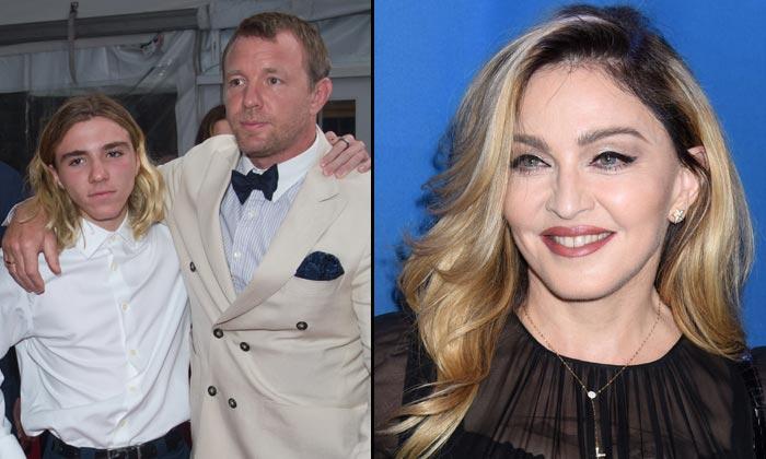 El espíritu rebelde de su hijo Rocco marcado con el 'sello Madonna'