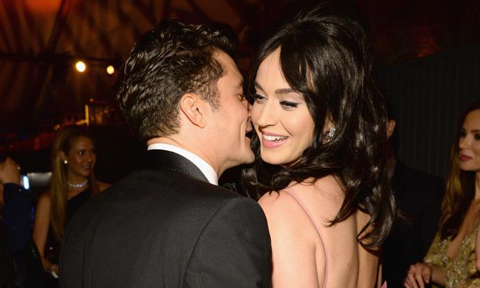 ¡Nueva cita entre Katy Perry y Orlando Bloom!