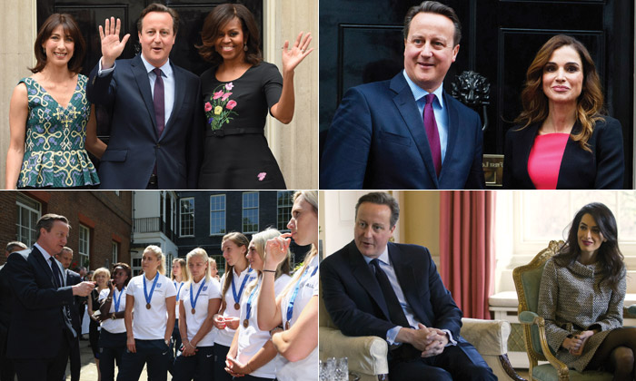 David Cameron, 'el deseado'