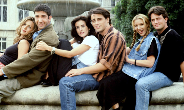 El reencuentro de 'Friends', todo un 'Big Bang'