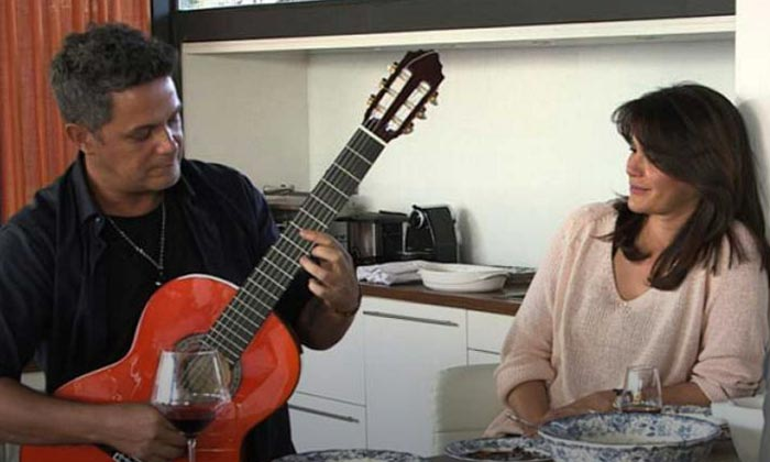 La emoción y nostalgia de Alejandro Sanz al recordar a su madre