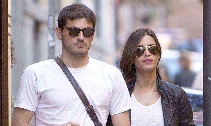 Iker Casillas y Sara Carbonero reciben una visita en Oporto que dará mucho que hablar