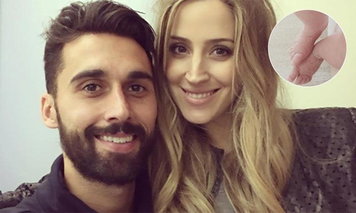 ¡Enhorabuena! Álvaro Arbeloa y Carlota Ruiz, padres de una niña llamada Vega