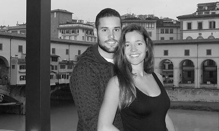 Malena Costa y Mario Suárez, el principio de una nueva vida