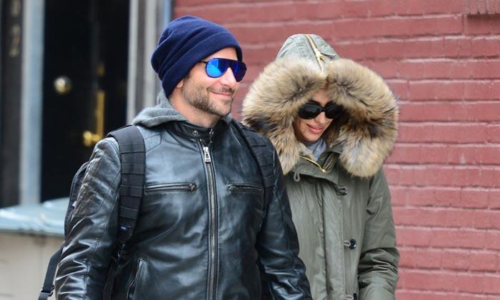Las imágenes no mienten: Irina Shayk y Bradley Cooper siguen juntos