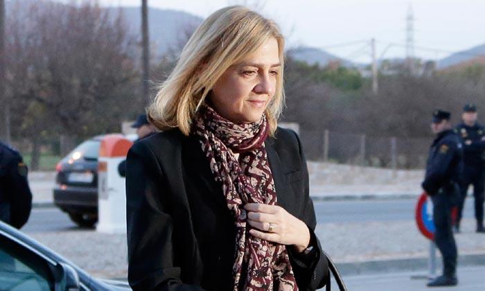 La infanta Cristina visita Madrid, ¿a qué se debe este viaje?
