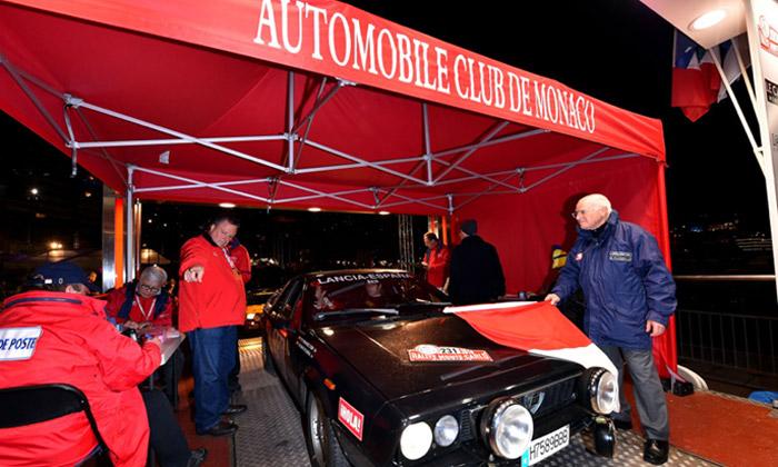 Guillermo de Dueñas finaliza el Rallye Monte-Carlo Historique, con el apoyo de ¡HOLA!