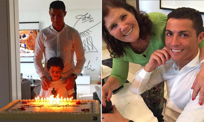 Como Ha Celebrado Cristiano Ronaldo Su Cumpleanos