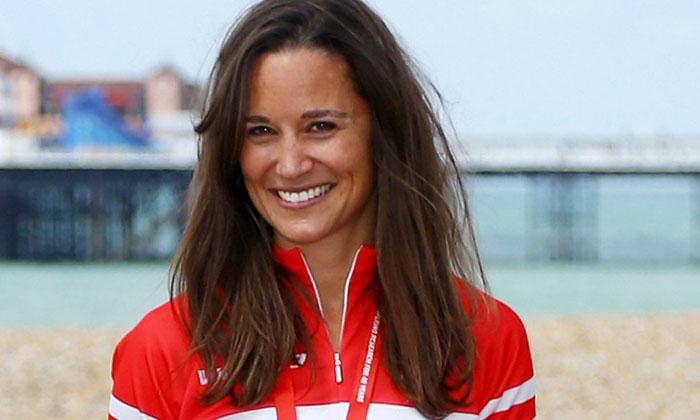 En ¡HOLA!: Pippa, la hermana deportista de Kate Middleton, nuevo y sorprendente reto superado