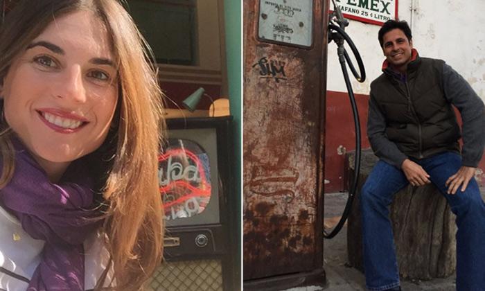 Francisco Rivera y Lourdes Montes, un viaje con mucho significado a México