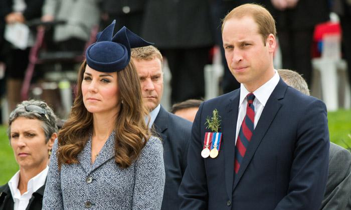 Trágico suceso frente a la casa de los Duques de Cambridge