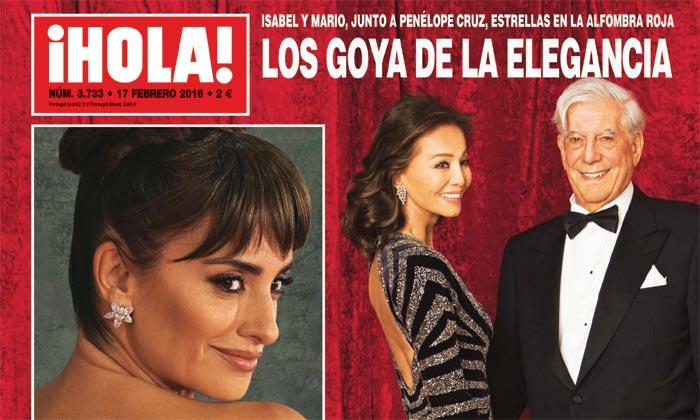 En ¡HOLA!, los Goya de la elegancia