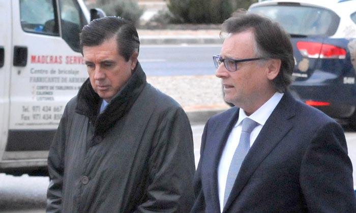 Jaume Matas declara en el juicio del caso Nóos que fue él quien ordenó contratar a Iñaki Urdangarin por ser miembro de la Familia Real