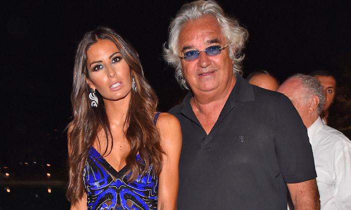 Elisabetta Gregoraci saca las uñas por su marido, el 'nuevo' Flavio Briatore