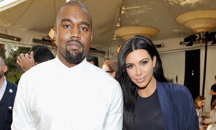 ¡Por fin! Kim Kardashian y Kayne West presentan a su hijo