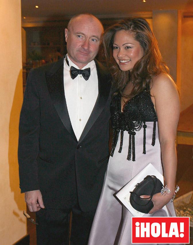 Phil Collins Se Casa Con Su Exmujer