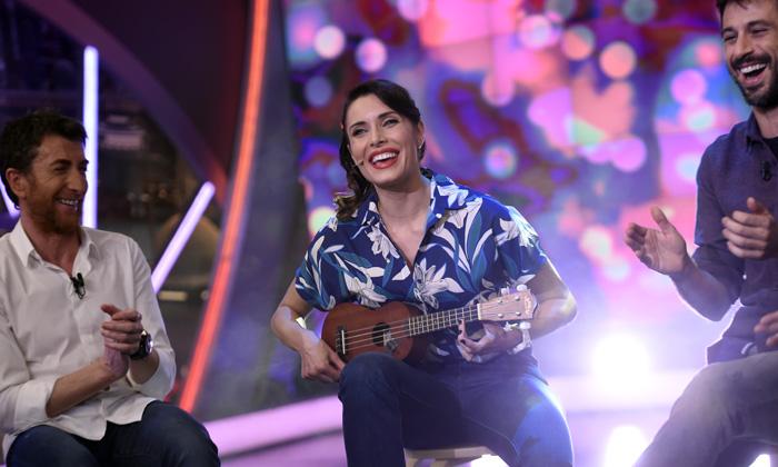 ¿Por qué pasó tanta vergüenza Pilar Rubio en 'El Hormiguero'?
