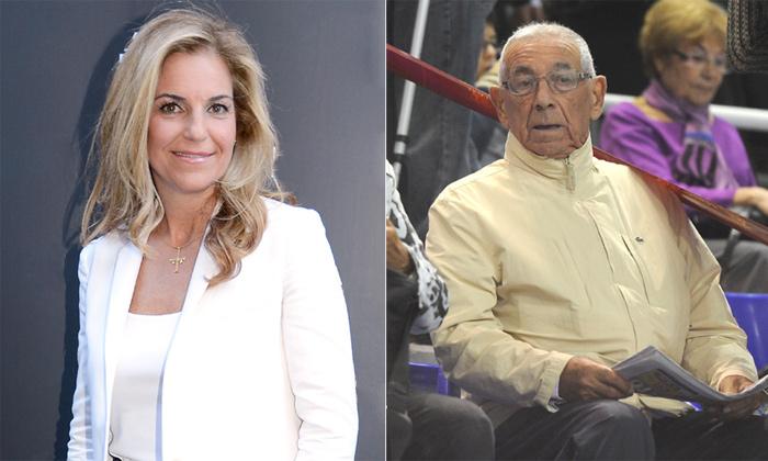 Arantxa Sánchez Vicario llegará el viernes de Miami para reunirse con su familia tras la muerte de su padre