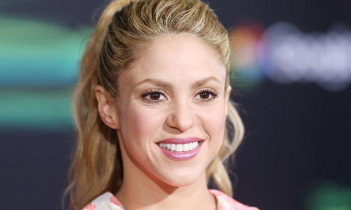 Media hora con Shakira
