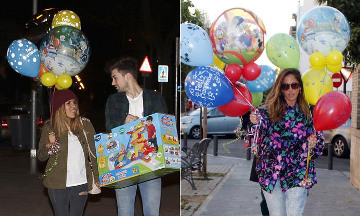 Destacadas ausencias en el cumpleaños del hijo de Isa Pantoja