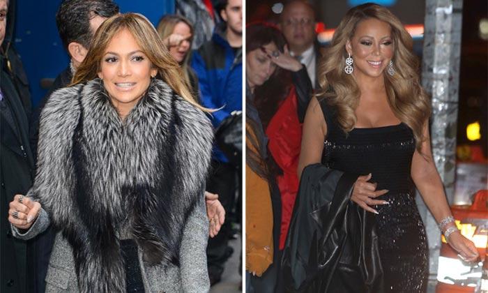 Jennifer López vs. Mariah Carey, se reaviva el enfrentamiento