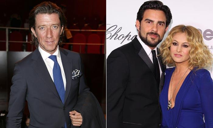 Las primeras declaraciones de Nicolás Vallejo-Nágera sobre la nueva maternidad de Paulina Rubio