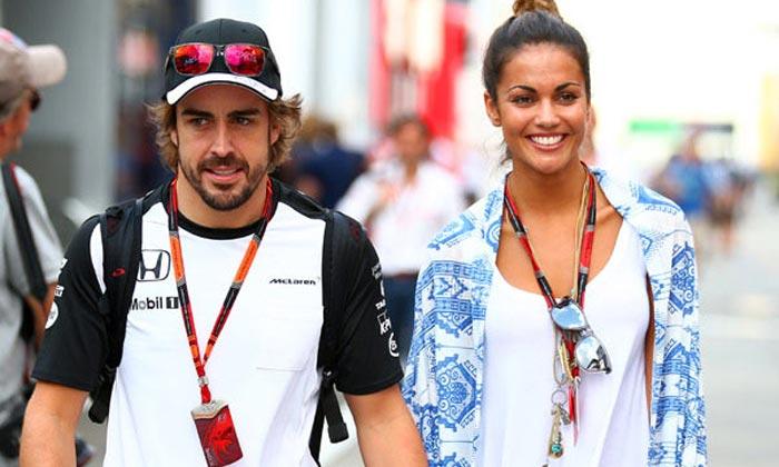 HOLA.com confirma que Fernando Alonso y Lara Álvarez han roto