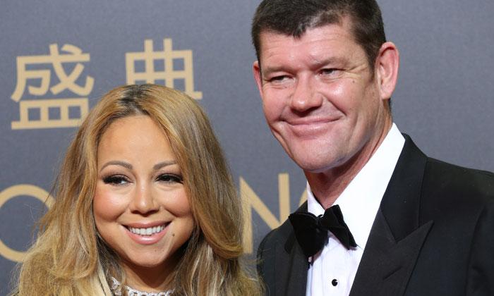 Nuevos detalles de la íntima pero 'grandiosa' boda de Mariah Carey