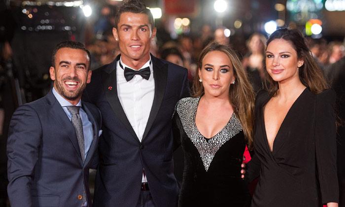 Cristiano Ronaldo y la multimillonaria ex de Marc Anthony, juntos por tercera vez