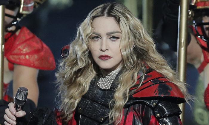 ¿Qué le pasa a Madonna?