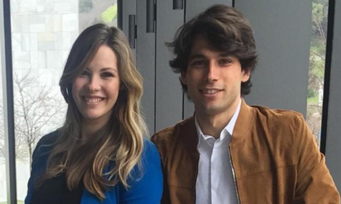 Jessica Bueno, su primera foto de familia junto a Jota Peleteiro