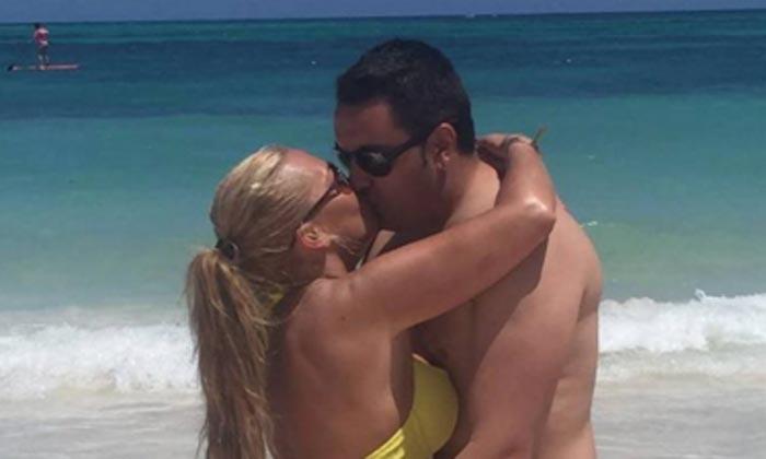 Belén Esteban se va de vacaciones con su novio Miguel dejando tras de sí un nuevo conflicto