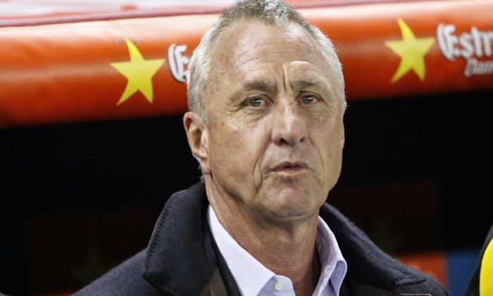 El mundo del deporte llora la pérdida de una leyenda, Johan Cruyff