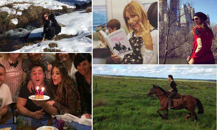 Paula Echevarría, Alba Carrillo, Ana Boyer... ¡ellas sí que saben divertirse en vacaciones!
