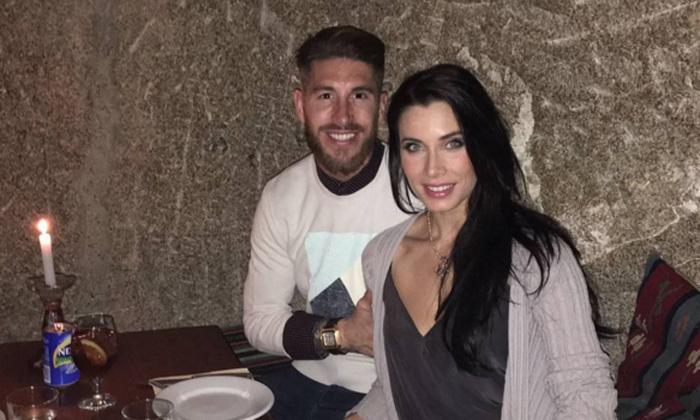Sergio Ramos se reencuentra con Pilar Rubio tras su baja en la selección