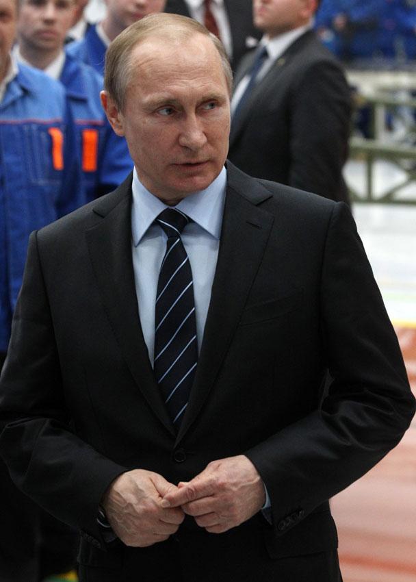 Vladimir Putin y la exmujer de Rupert Murdoch, ¿nueva pareja?